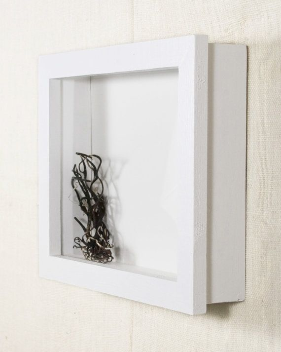 Unique way to hang pictures! Shadow Box Frame 8x10  EXTRA Deep Shadow Box Display by AnotherCup, $51.50