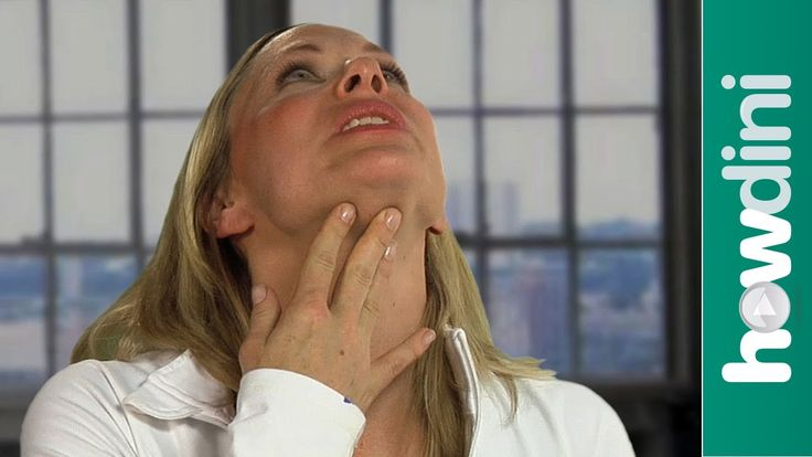 In this video you will learn how to bring firmer tone and reduce sagging in your neck and chin area... With all the various products being sold to remove wrinkles from our face and tighten our skin this is a much better, more natural and safer solution!