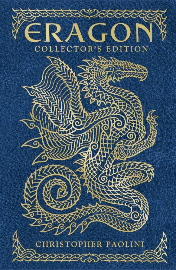 Eragon Collecters Edition. THIS IS THE MOST BEAUTIFUL THING IN THE WORLD AND I WANT IT