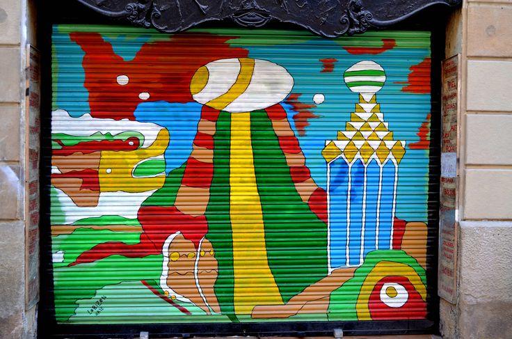 https://flic.kr/p/xEDXYB | Graffiti vandalism or urban art | Graffiti vandalism or urban art