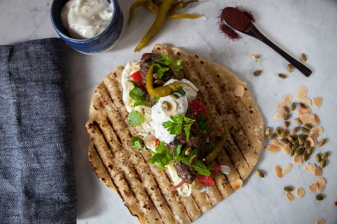 Lamb Kofte (or Kofta, or Kebab) | http://www.tonicandsoul.com/lamb-kofte/