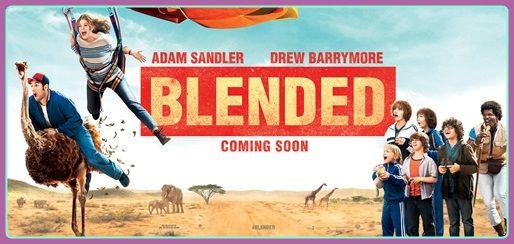 Blended / Urlaubsreif Dreamteam Sandler & Barrymore
