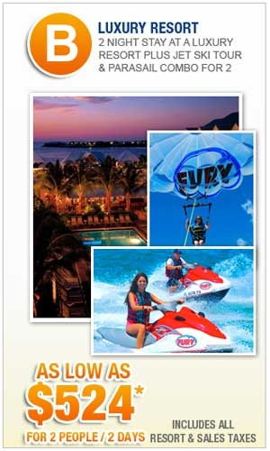 Key West All Inclusive Vacations with Fury Jet Ski Tour