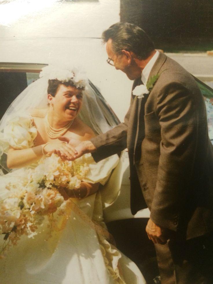 Mum & grandad