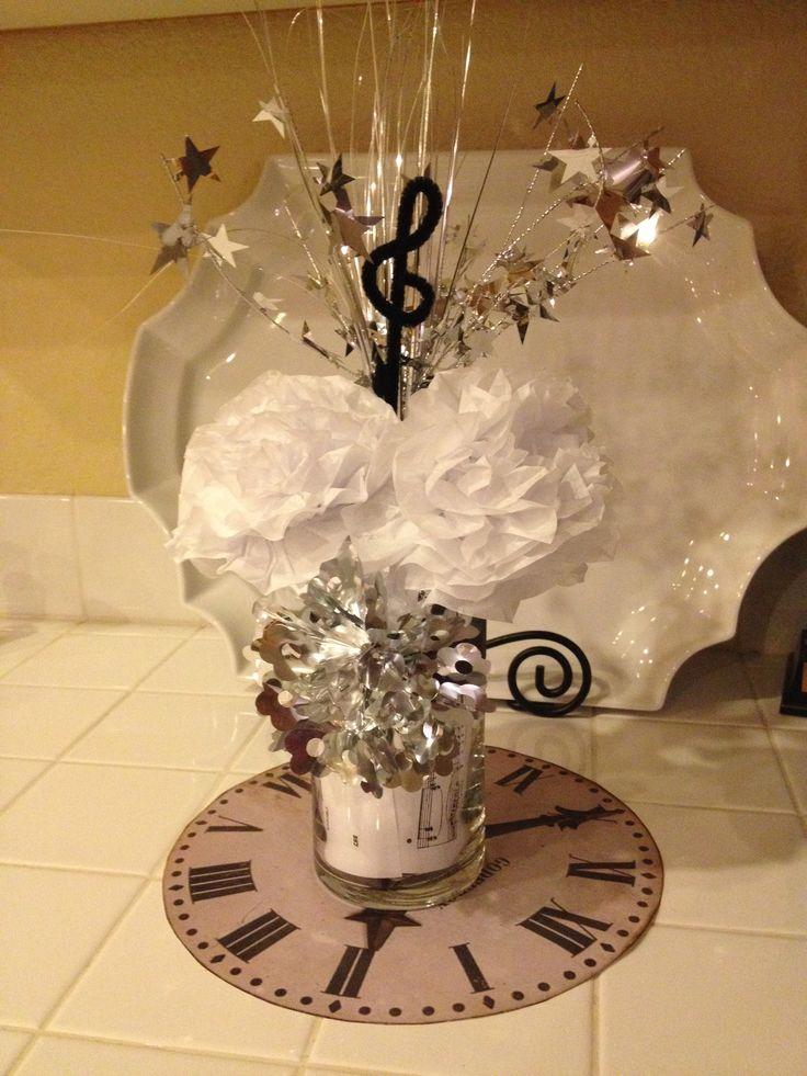 Band banquet decorations billingsblessingbags