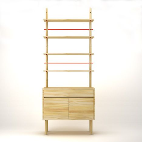 A Welsh Dresser by Studio Jenk