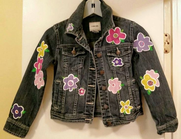 Commissioned jacket