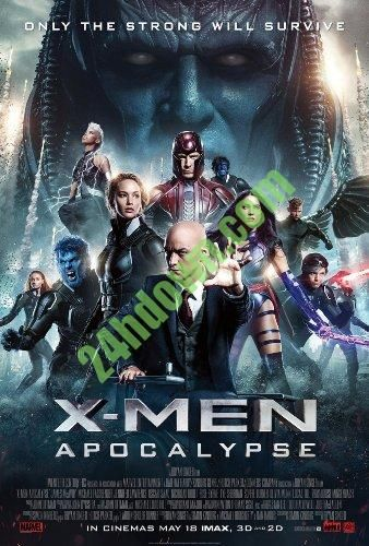 X-Men Apocalypse (2016) PROPER.REPACK.1080p.BluRay.x264-SECTOR7 Apocalypse, the world's first mutant, reunites some powerful mutants of his. Now, with the help of Raven/Mystique, Professor Charles Xavier and many other mutants, all of them must fight to save their world from destruction. Also, they must regain Magneto after he becomes forced in by Apocalypse.   #Action #Adventure #AlexandraShipp #BenHardy #BryanSinger #EvanPeters #JamesMcAvoy #JenniferLawrence #JoshHelman