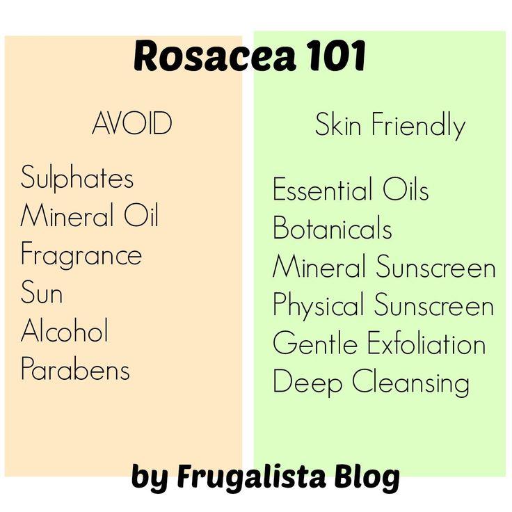 Frugie Blog Rosacea 101