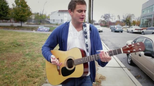 New Music by me!  Well not really new, but it might be new to you :). This is a video filmed by my buddy Jeff Venable. FYI, my hair is much longer now. You'll see...