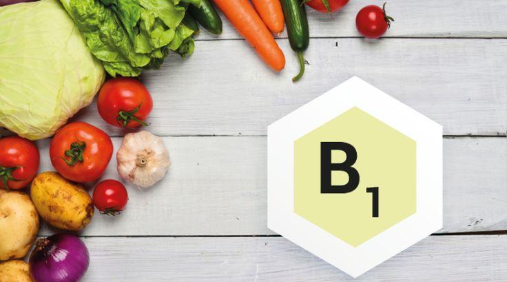 Tiamina: tutti gli effetti forme attive e fonti della Vitamina B1 La Vitamina B1 è una vitamina idrosolubile nota anche con il nome di Tiamina. I principali ruoli di vitamina b1