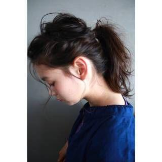 津崎 伸二 / nanuk - HAIR about ME