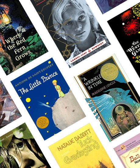 40 Classic Teen Books Every Adult Should Reread #refinery29 http://www.refinery29.com/best-teen-books