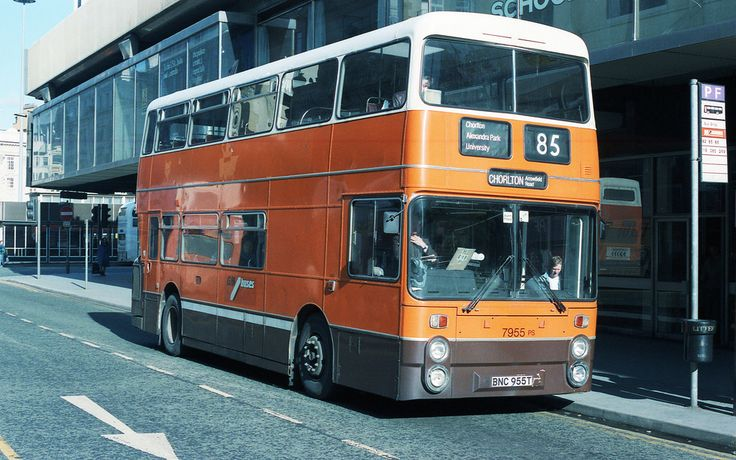 1385 19870319 Greater Manchester Buses BNC 955T