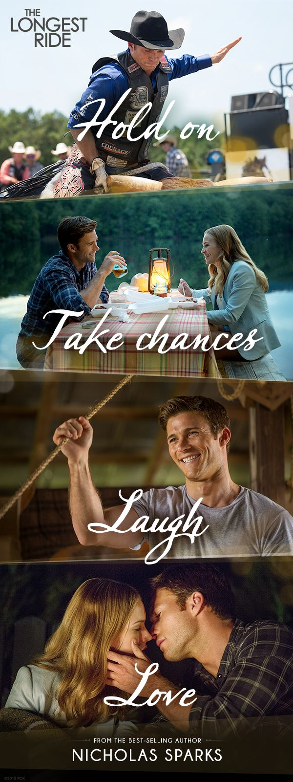 Relationship goals. #LongestRide Watch it on Digital HD this July