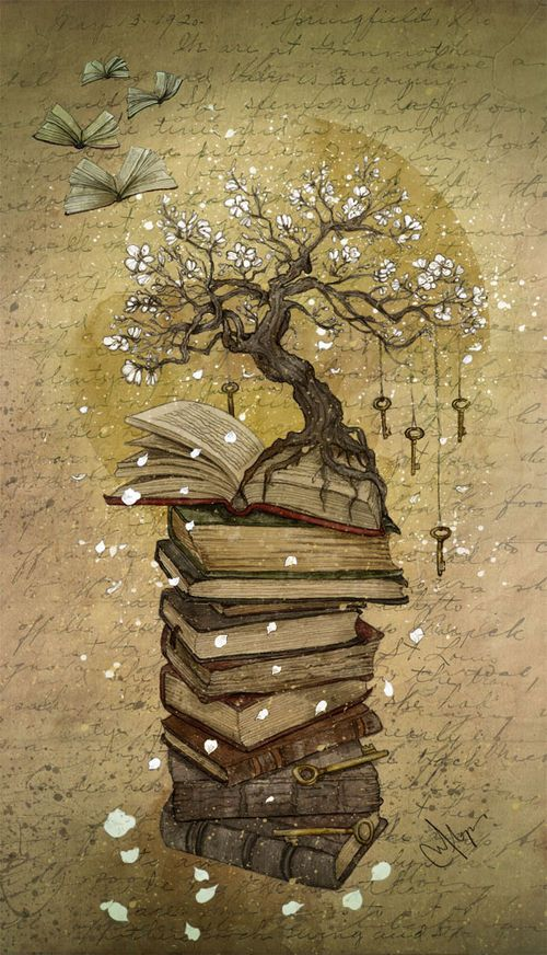 """""""It is books that are the key to the wide world; if you can't do anything else, read all that you can.""""  Jane Hamilton (*1957)"""