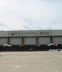 Nassau Coliseum | Former home of the New York Islanders | Uniondale, N.Y.