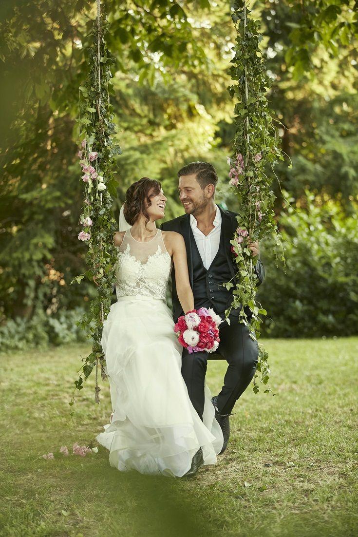Emese and Gergő's Wedding in Babérliget