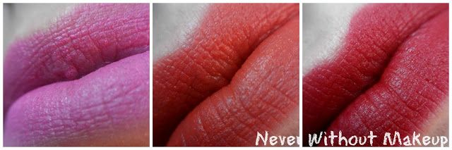 Review Avon - Rossetti Perfectly Matte ~ Never Without Makeup