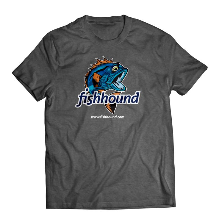 Join the Fishhound Nation by rocking the official vintage long-sleeved t-shirt!  Printed on preshrunk 100% cotton, this is the best way to let other anglers know you're a member of the Club.