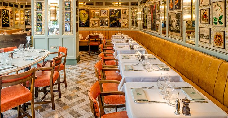 For an atmospheric and stylish option for day or night, visit the Ivy Cafe Wimbledon