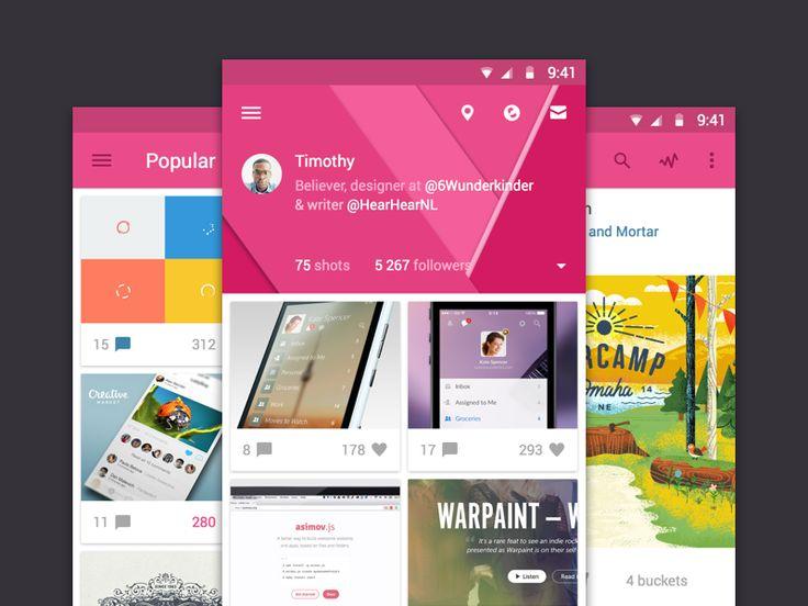 Best Google Material Design Frameworks