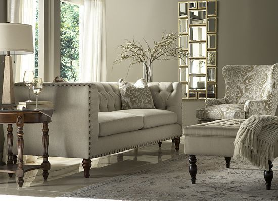 I Need More Furniture -- check out Havertys Get Inspired contest and win  BIG! Gray Living RoomsLiving Room ... - 16 Best Havertys Furniture Images On Pinterest