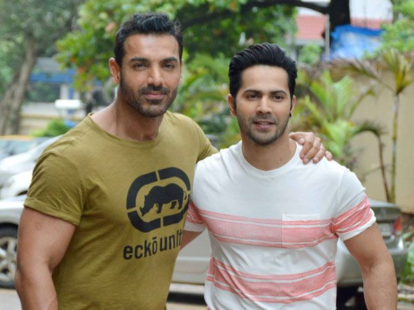 'Dishoom' actors Varun Dhawan and John Abraham come to the rescue of Ringing Bells Pvt Ltd CEO Mohit Goel who was earlier kidnapped in Noida as a promotional idea.