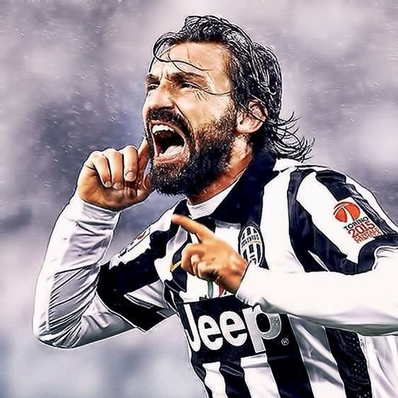We All Miss the Maestro -  Andrea Pirlo