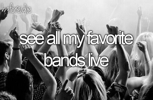 Too many bands.
