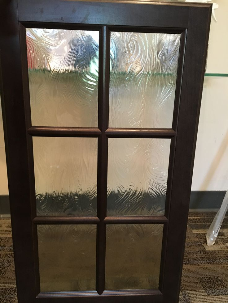 Custom Cabinet Door Glass: Tafetta Glass   Furnished U0026 Installed By Rex  Glass U0026 Mirror