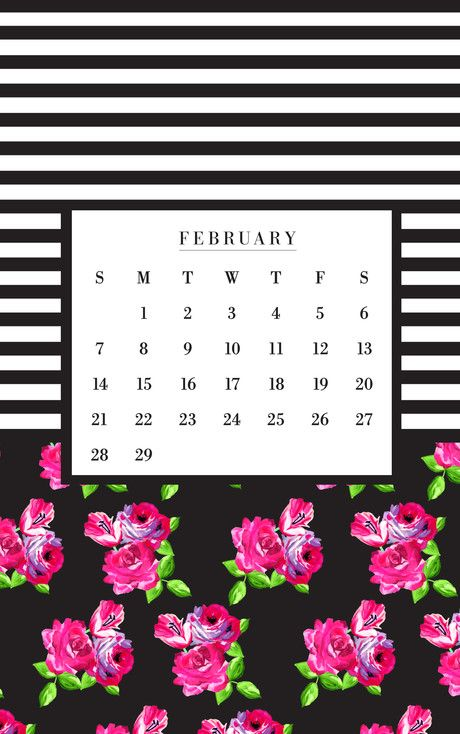 February Calendar Wallpaper Phone : Best images about iphone on pinterest my email