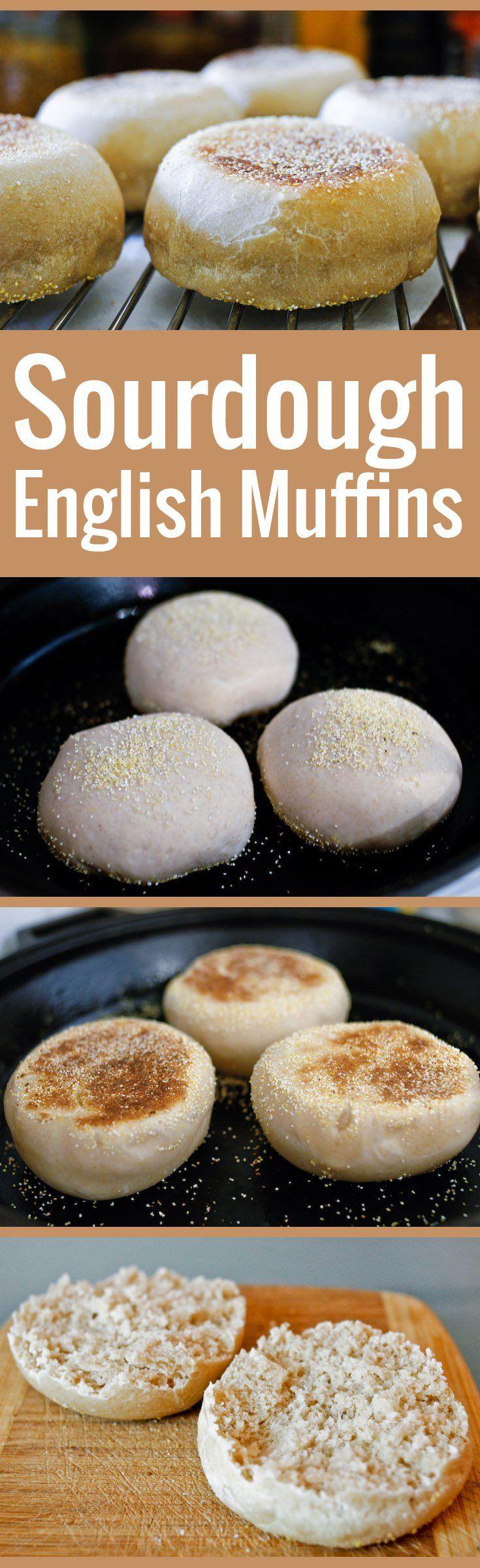 Une recette précise en pas-à-pas pour faire des muffins anglais (English muffins) parfaits pour le petit déjeuner ou un brunch. A fendre à la fourchette !