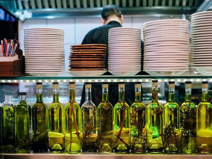 A Truly Local Taverna in Athens' Touristy Psyri Neighborhood