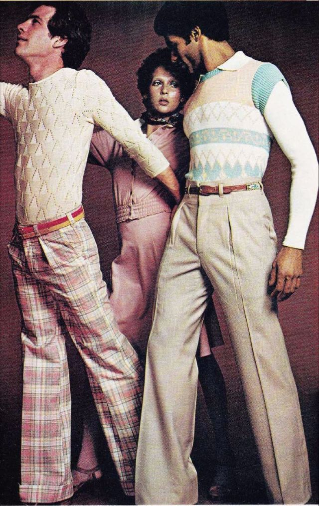 The Seventies: The Decade When Male Fashion Made Men Less Masculine