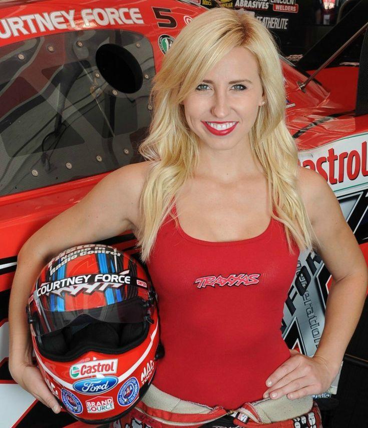 Michelle Trachtenberg Sexy Racecar Driver