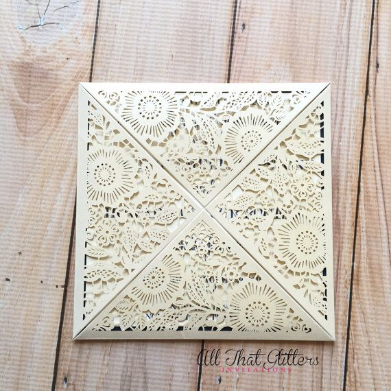 Hey, I found this really awesome Etsy listing at https://www.etsy.com/nz/listing/235282500/rustic-wedding-invitation-set-lace