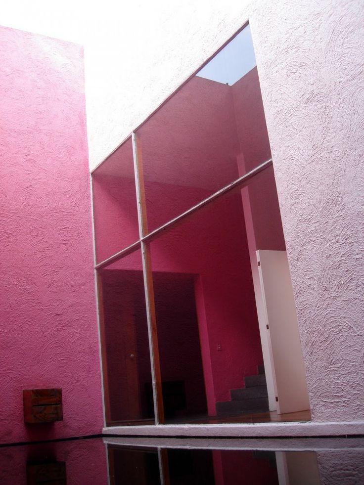 17 best images about architecture luis barragan on for Jardin 17 luis barragan