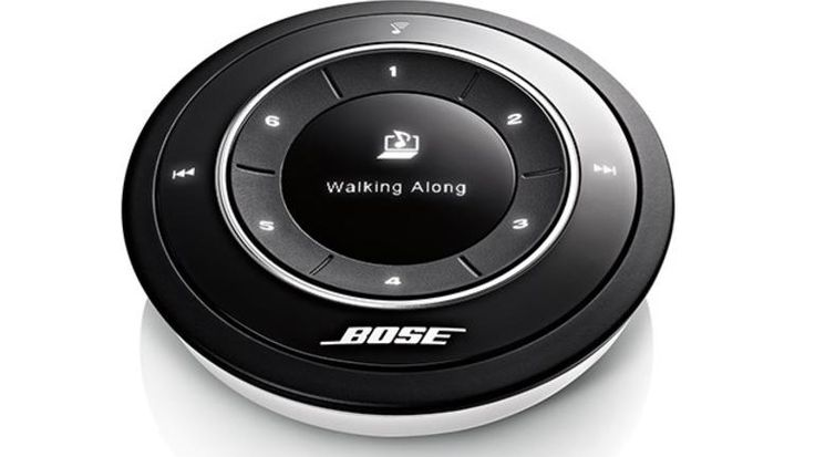 bose tvs | Bose SoundTouch Controller Preview - CNET