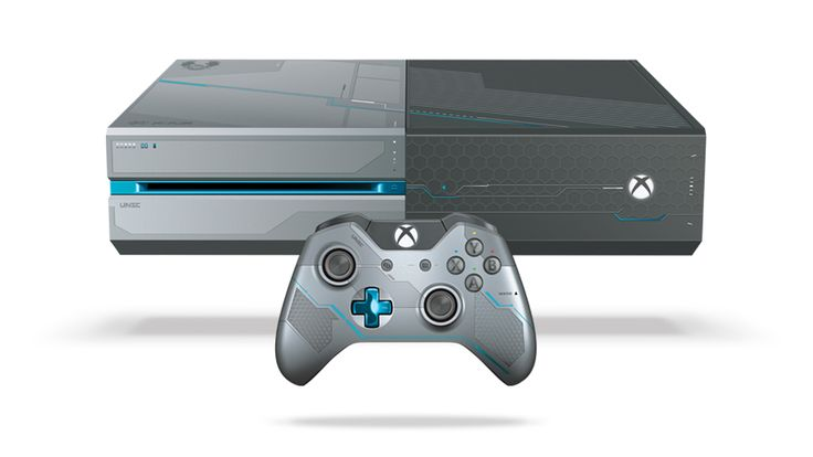 Announced at GamesCon 2015: Xbox One Halo 5 Guardians Console Bundle.