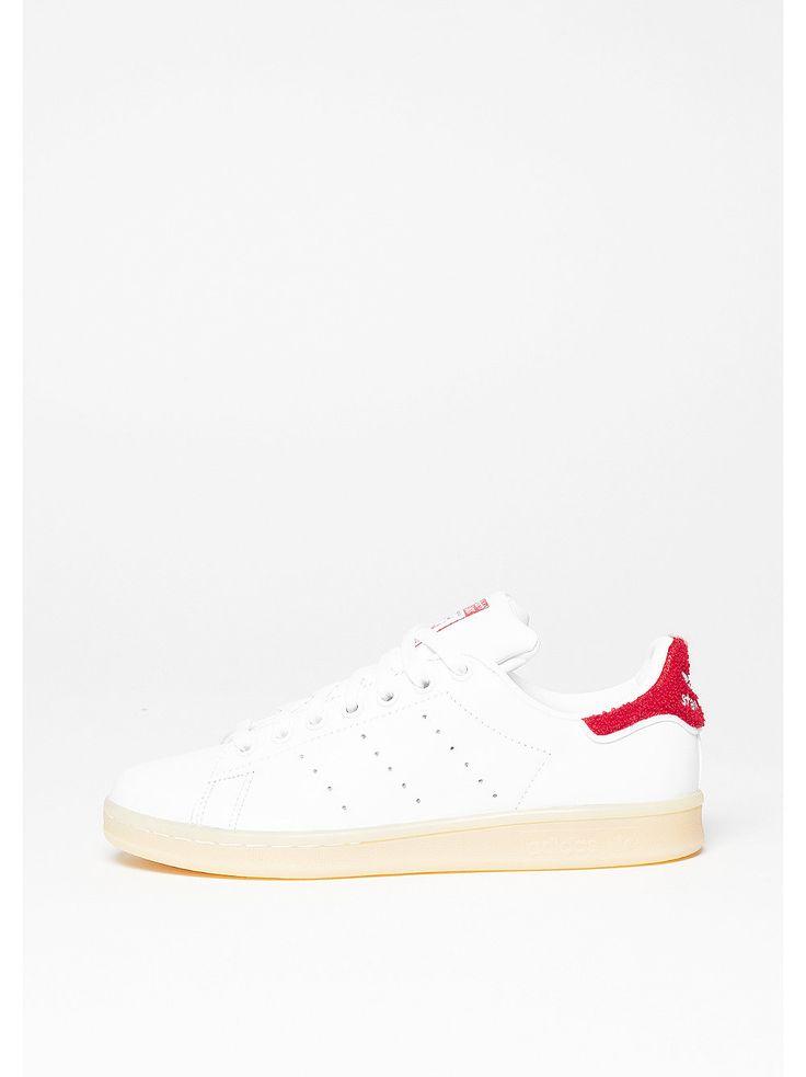 Online adidas Stan Smith white/white/collegiate red kopen? Dames van adidas, nu voor 94.99 ✓ Vergelijk alle adidas Dames aanbiedingen uit tientallen webshops op Sneakers4u >>