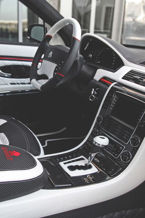 """johnny-escobar: """" Maybach 57S by Knight Luxury Estimated cost?…over $1 million. """""""