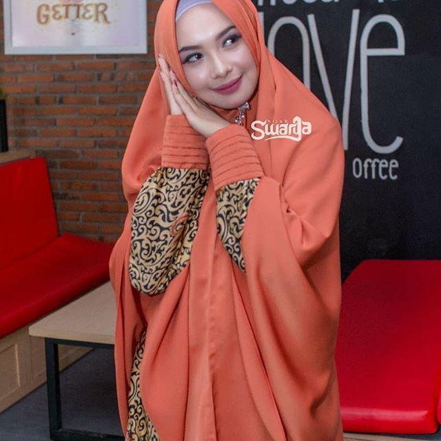Gamis Batik 04 Swarga Hijab Bahan Gamis Batik Royal Silk Hijab Tinara Karakteristik Gamis Batik 04 Swarga Hijab Bahan Gamis Batik Royal Fashion Hijab
