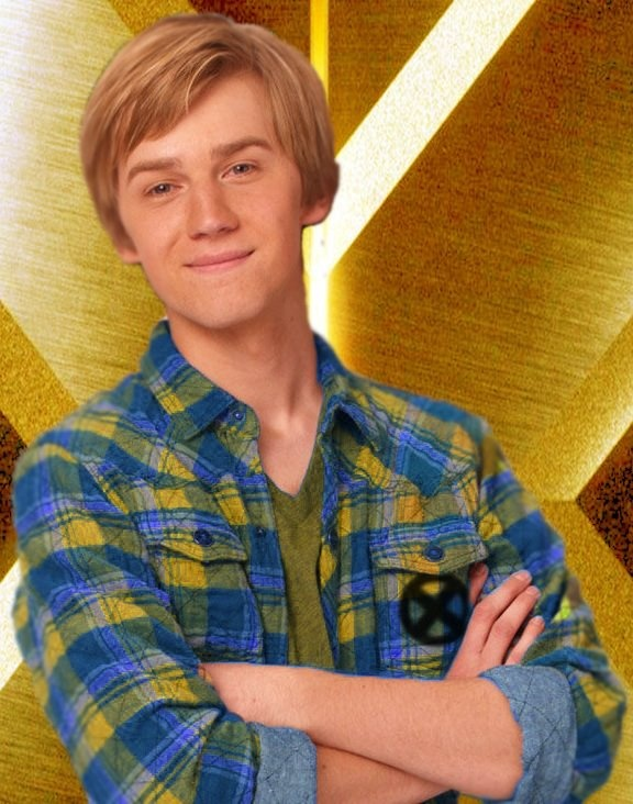 Jason Dolley (Good Luck, Charlie) as Cannonball (Sam Guthrie)