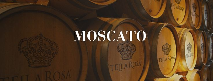 Stella Rosa Moscato - My new favorite, an Italian Moscato so sweet and smooth. It's delicious. Low alcohol content, too, only 5 abv.