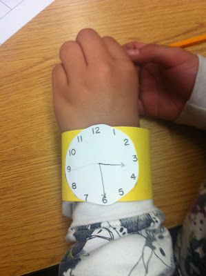 Excuse Me, What Time Is It? A fun, interactive way to teach students about telling time.
