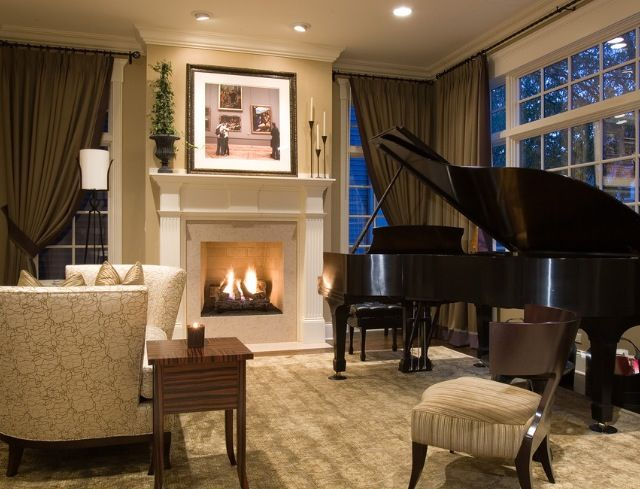 17 Best Images About Piano Room On Pinterest Chairs