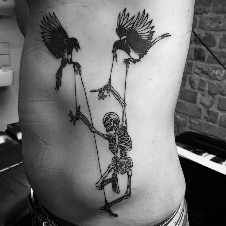 Phatt has constantly switched up his style over the years, which has made him the experienced and versatile tattoo artist he is today.