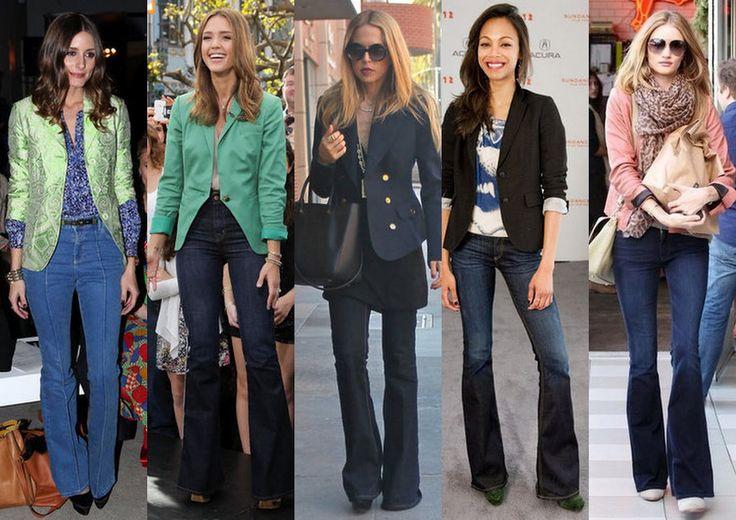 İspanyol Paça Pantolon Nasıl Giyilir? - Kadın Moda Trendleri, Güzellik Sırları, Giyim & Aksesuar ModaStilisti.Com