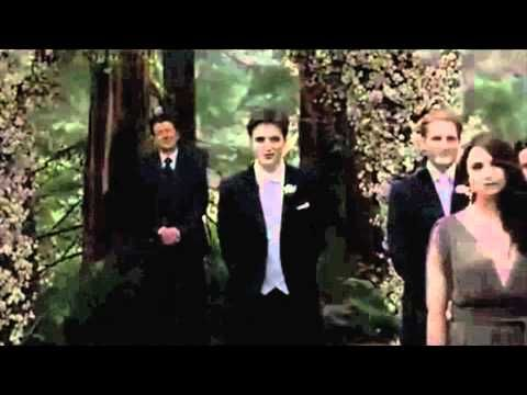 Alissa Beyer--Dreamers,  Breaking Dawn-  (Unofficial wedding song)